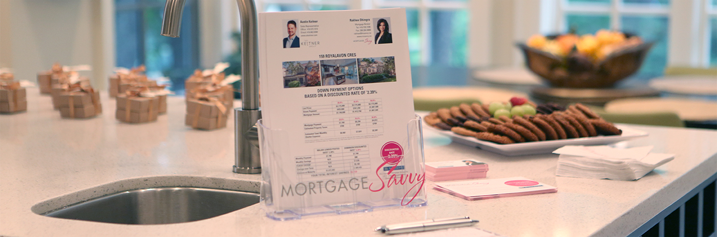 Mortgage Savvy open house